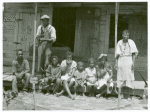 Bayou Bourbeaux Plantation operated by Bayou Bourbeaux Farmstead Association, a cooperative established through the cooperation of FSA; Natchitoches Parish, Louisiana, August 1940