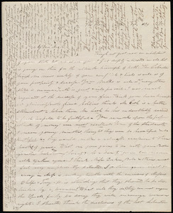 Letter from William R. Chapman, New Haven, [Conn.], Maria Weston Chapman, Dec. 19th, 1839
