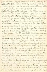 Thomas Butler Gunn Diaries: Volume 6, page 171, October 24-25, 1853