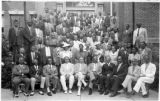 Colored Work Conference, Wilberforce University July 22-23, 1939; auspices of the Colored Work Committee, Ohio Area Council of YMCAs.