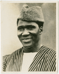 Sekou Toure, first head of state of Guinea