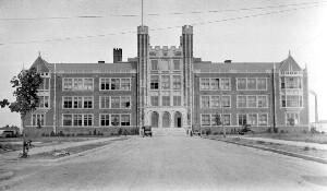 Workshops at Negro High School