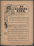 """My Alabama Lize: A Coon Love Song"" Sheet Music"