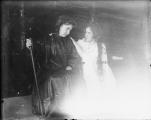 Drama; Annie Spencer & Blanch Thomas
