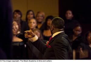 Black Music and the Civil Rights Movement Concert Photograph UNTA_AR0797-138-008-0306