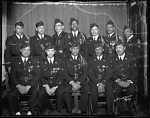 James Reese Europe Post, American Legion [group of members : cellulose acetate photonegative]