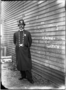 One of the first African American policeman in St. Paul, Abraham L. Yeiser.