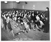 ILGWU Local 142 discussion group on trade unionism, February 4, 1935
