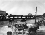 Calle de los Negros stagecoach