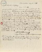 """Letter from Albert J. Bellows to """"Dear Friends"""""""