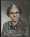 Bertha Honor, portrait