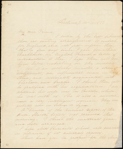 Letter from Nathan Winslow, Portland, [Maine], to William Lloyd Garrison, 1833 [March] 10