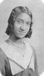Young woman, a portrait