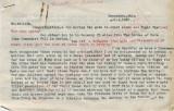"""Elizabeth Sargent to """"Mr. Meridth"""" (4 October 1962)"""