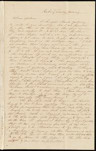 Letter from Caroline Weston, Roxbury, [Mass.], to Deborah Weston, Tuesday morning, [July 1841?]