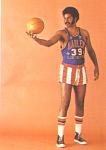 Frank Stephens Harlem Globetrotters Card