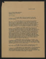 General Correspondence of the Director, Last Name A, September 1934 - August 1935