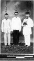 Three men, Philippines, ca. 1920-1940