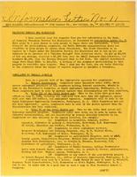 Information Letter No. 11
