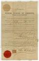 Amnesty oath for Confederate veteran John A. Winfrey