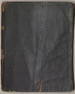 Washington Lodge minute book, 1926-1931