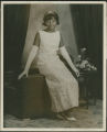 Pam Mobley, African American female wedding picture