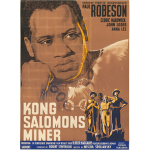 Thumbnail for Paul Robeson