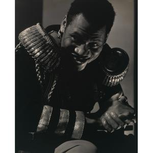 Paul Robeson as Emperor Jones