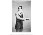 Dan Bryant in the role of Handy Andy in a production of the play HANDY ANDY