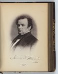 [James A. Stewart, Representative from Maryland, Thirty-fifth Congress, half-length portrait]