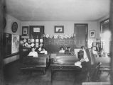 Junior High level classroom, 1911 - 1912