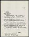 J.F. Gwaltney correspondence