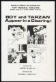 Boy and Tarzan Appear in a Clearing
