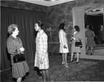 Wonderful World of Minority Women, Garden Room, Los Angeles, 1973