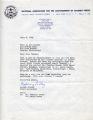 Robinson--Correspondence, 1964-1966 (Jo Ann Ooiman Robinson papers, 1960-1966; Archives Main Stacks, Mss 191, Box 1, Folder 1)