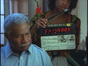 The Great Depression; Interview with Ossie Davis. Part 3