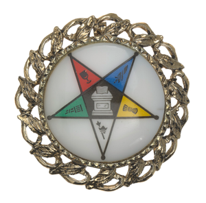 Pendant for the Order of the Eastern Star