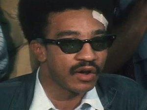 Rap Brown interview, 1967