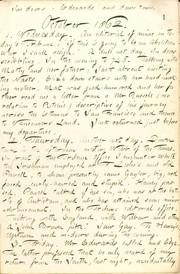 Thomas Butler Gunn Diaries: Volume 21, page 5, October 1-3, 1862