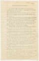 Speeches written by Agnes Baggett.