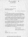 Letter to Wiley Branton