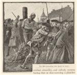 The Mob Demanding That Quack Be Burnt