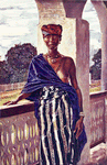 A Mandingo woman