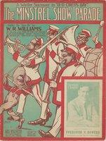 Minstrel show parade