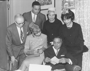 29. 1961, McCurdy Family Receives the News of Merle's U.S. Attorney Appointment