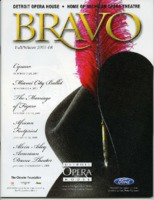 [Program] Bravo: Michigan Opera Theatre, Fall/Winter 2007-08