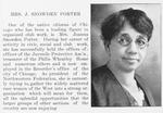 Mrs. J. Snowden Porter