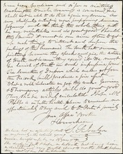 Letter to] Revd. A. A. Phelps, Dear Brother [manuscript