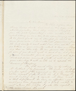 Letter from Julia A. Tappan, New York, [New York], to Anne Warren Weston, [1837] July 21