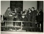 The ordination of Benjamin Hooks